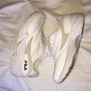 Fila sneakers, size 6